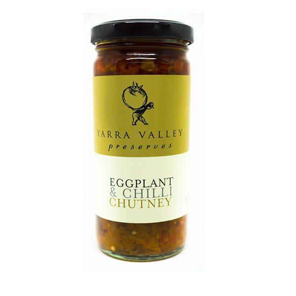 YVGF Eggpant and Chilli Relish 270g