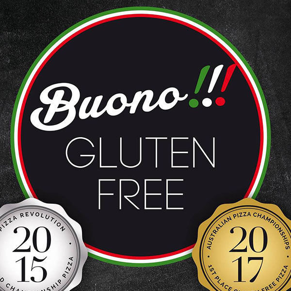 Buono Gluten Free logo