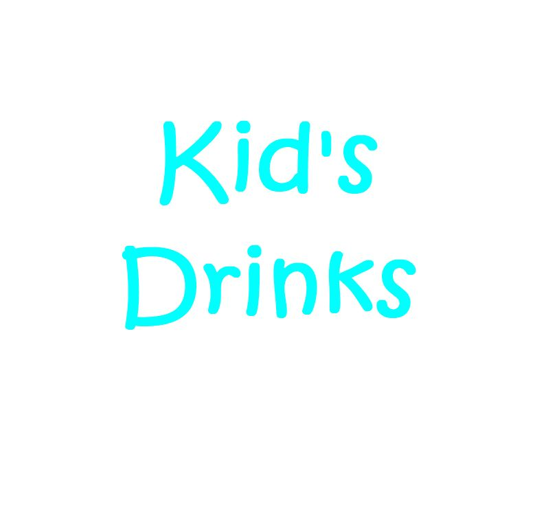 kids drinks