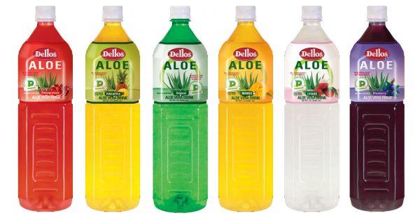 dellos aloe vera drink