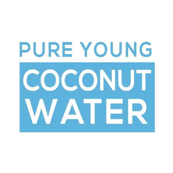 Pure Young Coconut Water logo