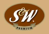 S&W Syrup logo