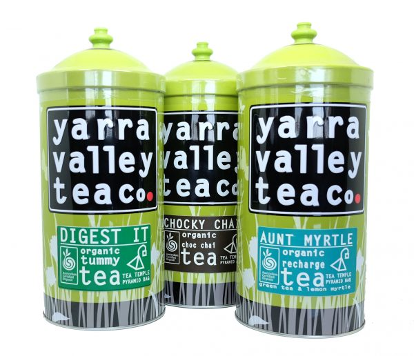 yarra valley tea canister